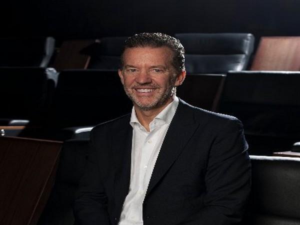 Tim Richards, CEO of Vue International (Image courtesy: Twitter)