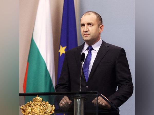 President of the Republic of Bulgaria Rumen Radev