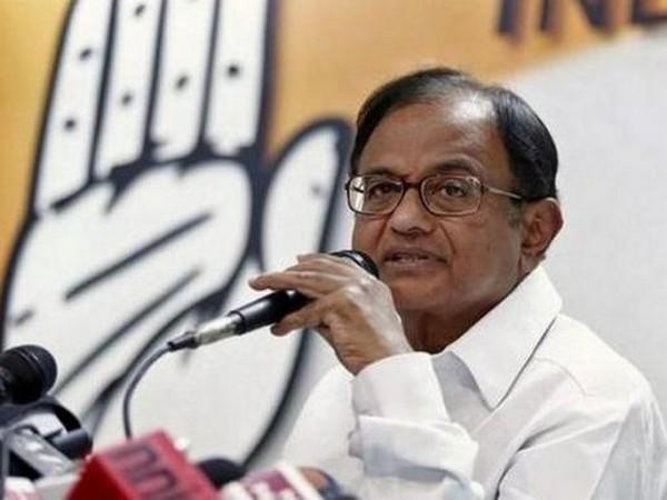 Congress leader P Chidambaram (File pic)