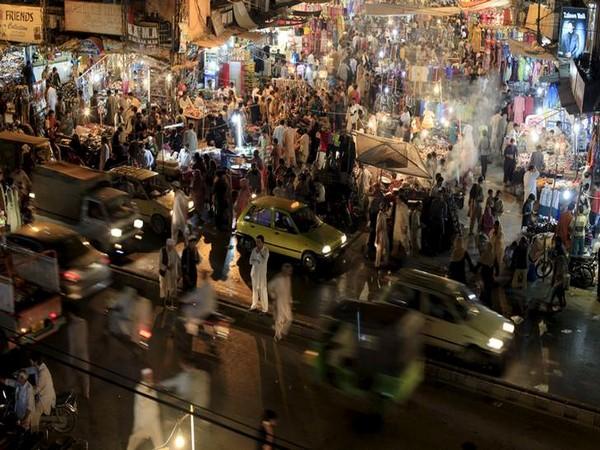 Eid celebrations in Pakistan