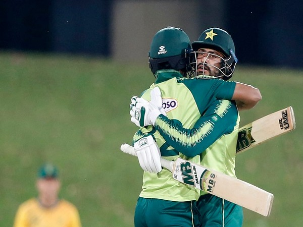 Pakistan beat South Africa by three wickets in 4th T20I (Image: ICC)