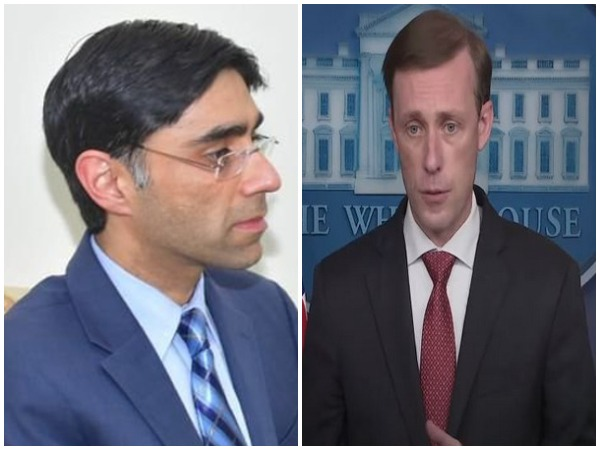 US National Security Advisor Jake Sullivan met with his Pakistani counterpart Moeed Yusuf in Washington on Thursday.
