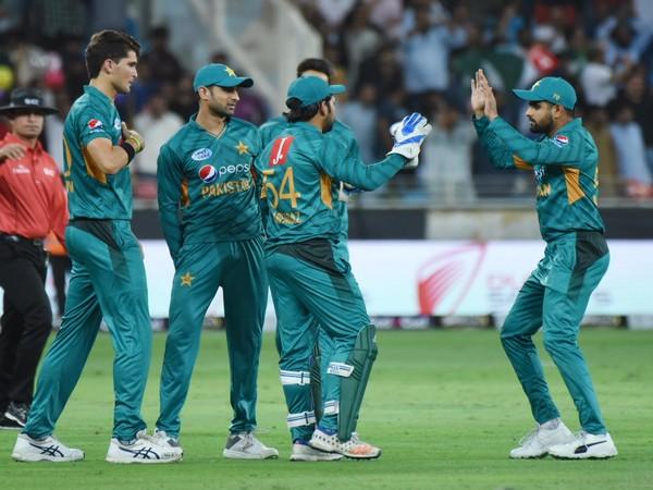 Pakistan cricket team (Photo/TheRealPCB twitter)