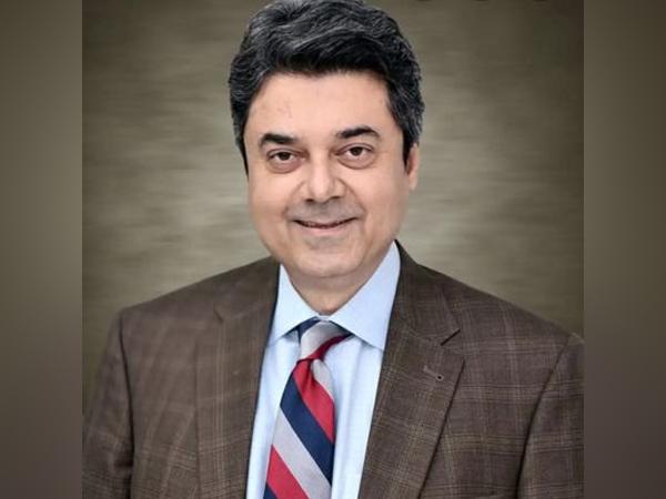 Pakistan Law Minister Farogh Naseem (Naseem's Twitter handle)
