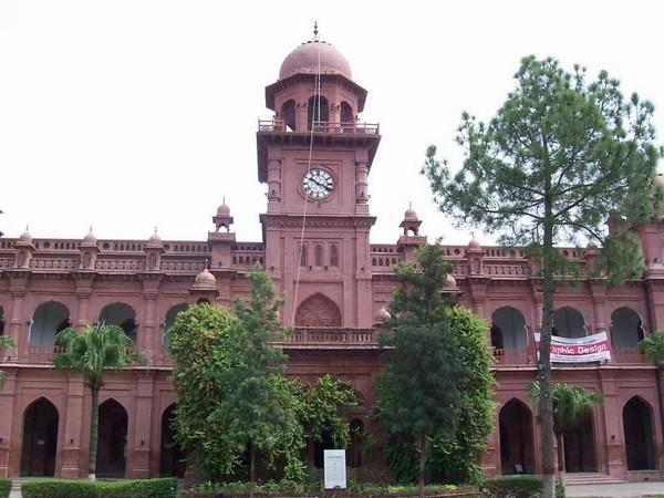 Punjab University in Pakistan (File photo)