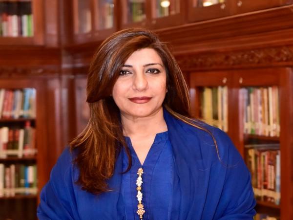 Aisha Farooqui, Pakistan's Foreign Office spokesperson (File pic)