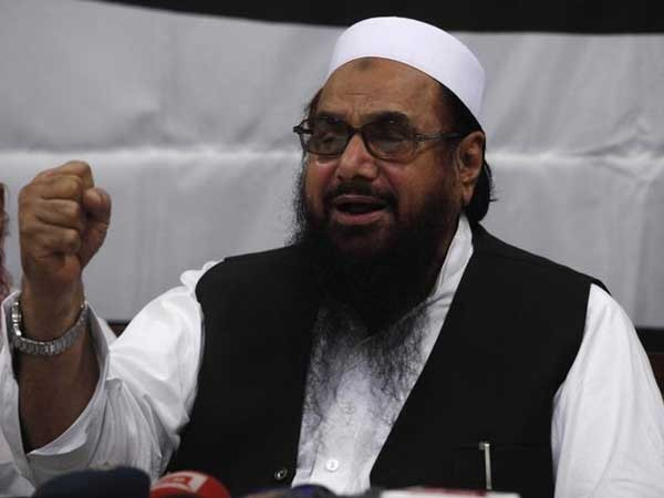 UN-proscribed terrorist Hafiz Saeed (file photo)