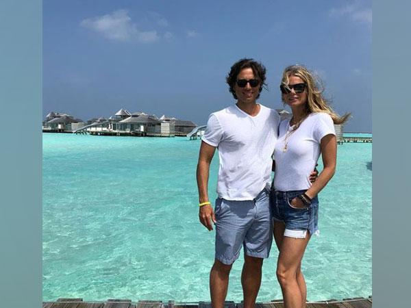 Brad Falchuk and Gwyneth Paltrow, Image courtesy: Instagram