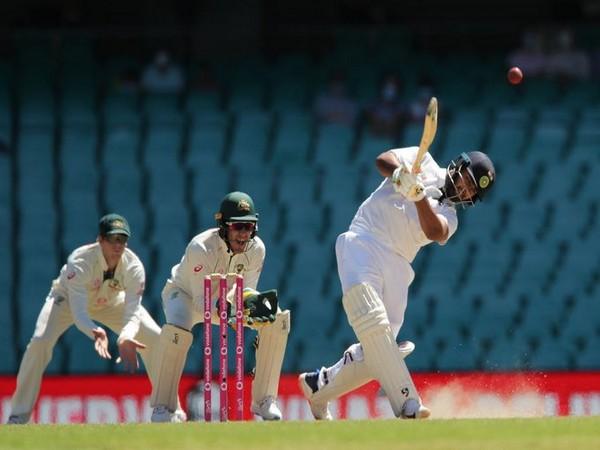 India wicket-keeper batsman Rishabh Pant (Photo/ BCCI Twitter)