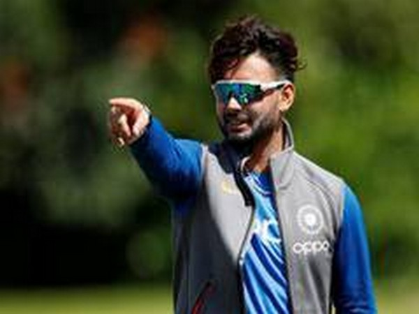 Indian wicket-keeper batsman Rishabh Pant