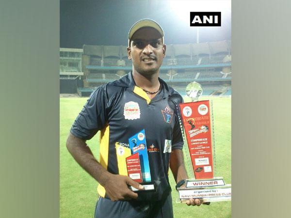 Deceased cricketer Rakesh Panwar