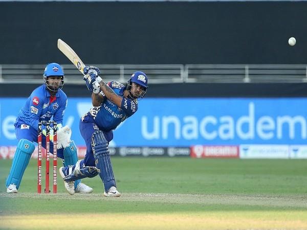 Mumbai Indians batsman Ishan Kishan. (Image: BCCI/IPL)