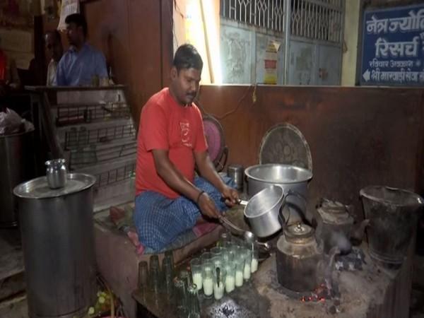 The Pappu Tea Stall at Varanasi. Photo/ANI