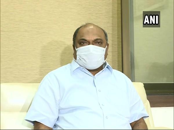 Maharashtra Minister Anil Parab. (Photo/ANI)