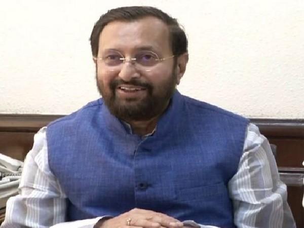 Information and Broadcasting Minister, Prakash Javadekar