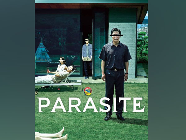 Poster of film 'Parasite' (Image courtesy: Instagram)
