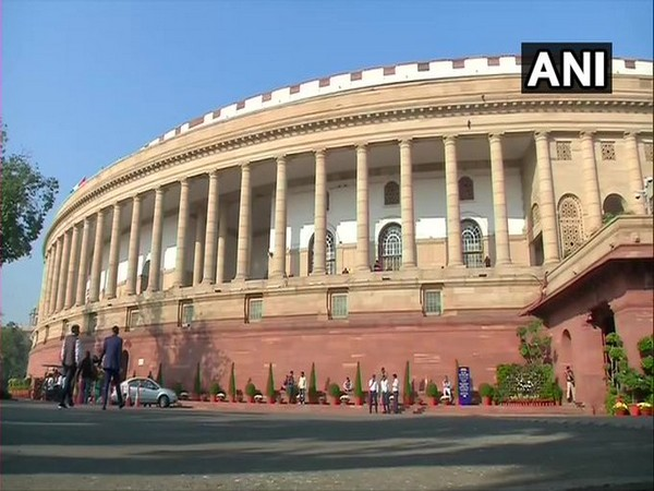 A view of the Indian Parliament (File Photo)