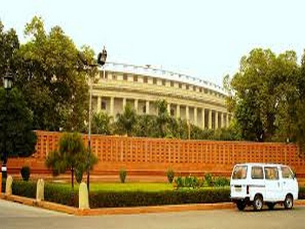 A view of Parliament House complex. (File photo/ANI)