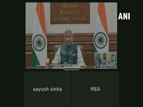 External Affairs Minister (EAM) Dr S Jaishankar