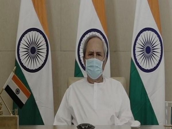 Odisha Chief Minister Naveen Patnaik. [File Photo/ANI]