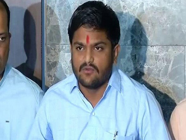 File Pic Congress leader Hardik Patel