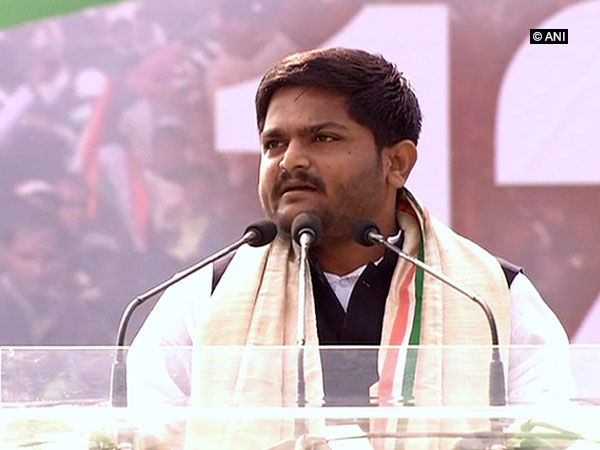 Hardik Patel (File photo)