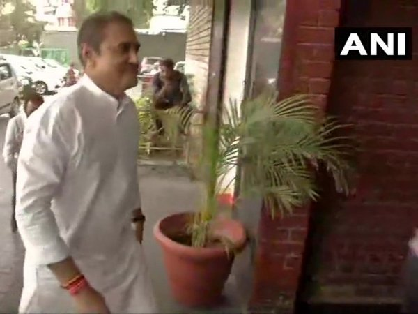 Praful Patel arrived at ED office in New Delhi for second consecutive day on Tuesday
