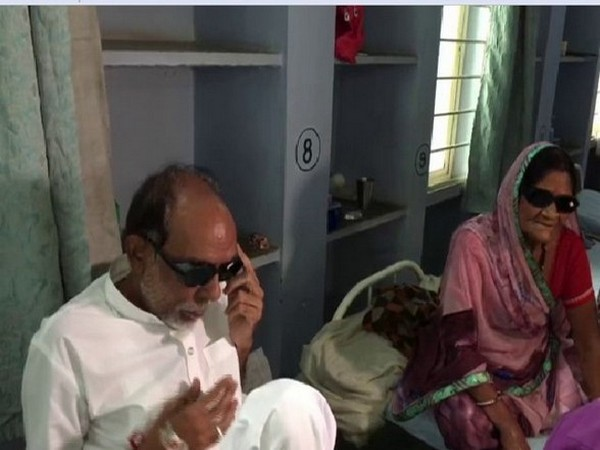 11 patients lost their eye sight after a cataract operation at an eye hospital in Indore, Madhya Pradesh.