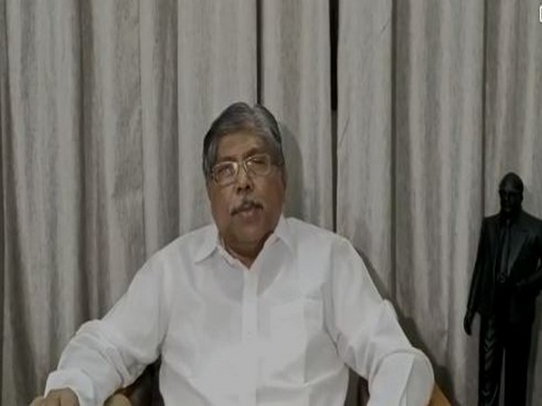 Maharashtra BJP president Chandrakant Patil. (Photo/ ANI)