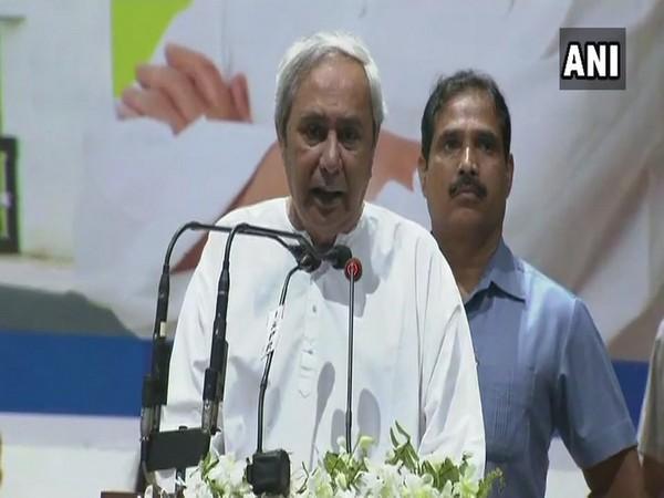 Odisha Chief Minister Naveen Patnaik. (File pic)