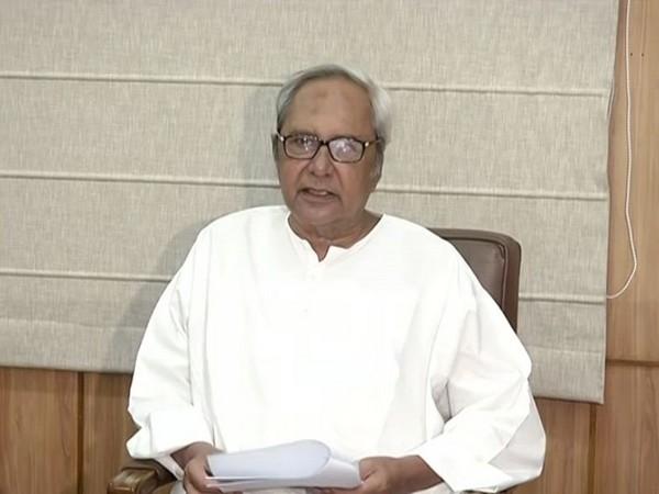 Odisha Chief Minister Naveen Patnaik (Photo/ANI file)