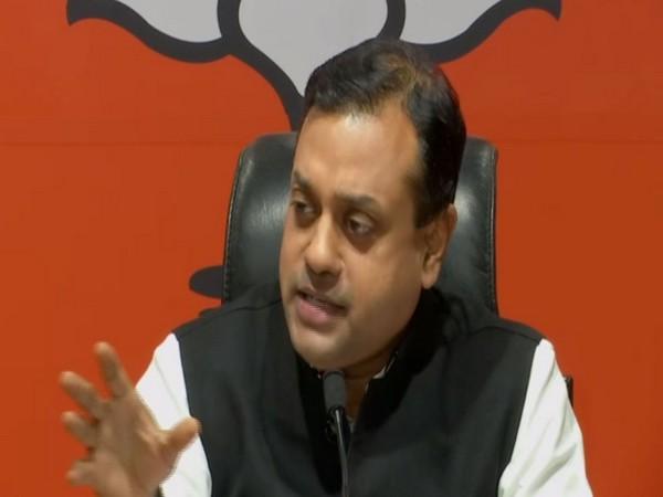 BJP national spokesperson Sambit Patra (file pic)