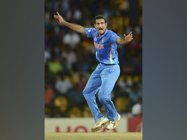 Former Indian all-rounder Irfan Pathan.