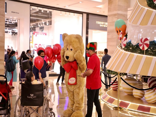Pavillion Mall sharing joy of happiness this Christmas.