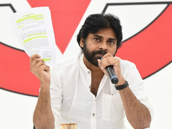 Jana Sena Party chief Pawan Kalyan (File photo)