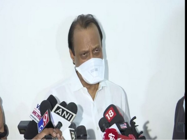 Maharashtra Deputy Chief Minister Ajit Pawar. (Photo/ ANI)