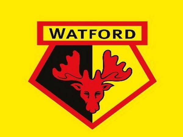 Watford FC logo.