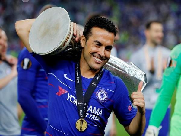 Chelsea forward player Pedro