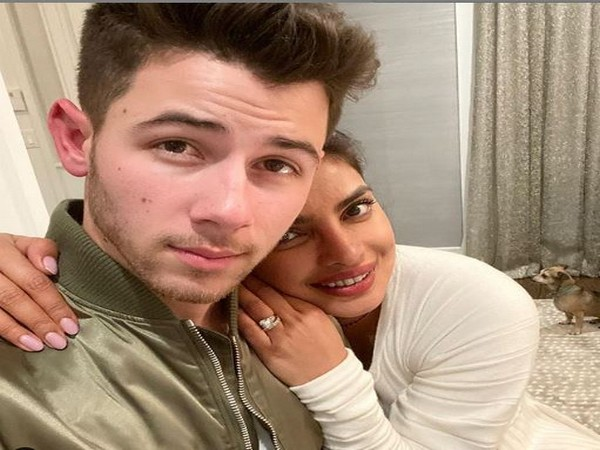 Nick Jonas and Priyanka Chopra celebrating Thanksgiving (Image courtesy: Instagram)