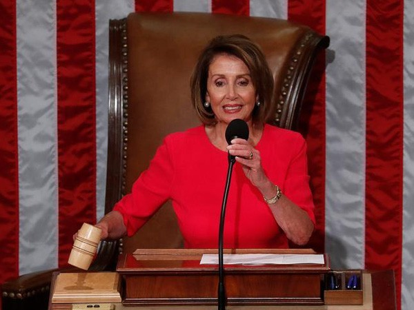 House Speaker Nancy Pelosi (File photo)