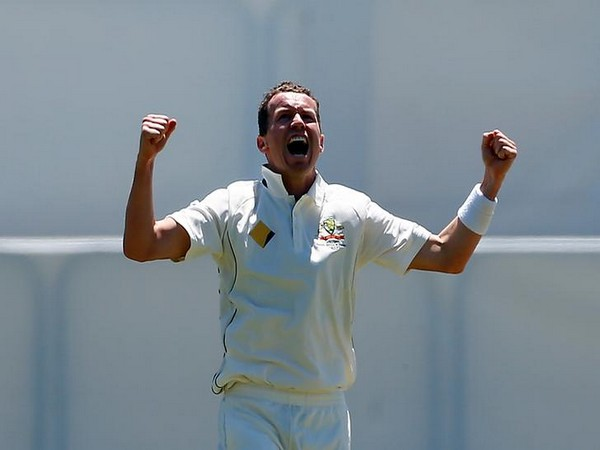 Australia fast bowler Peter Siddle