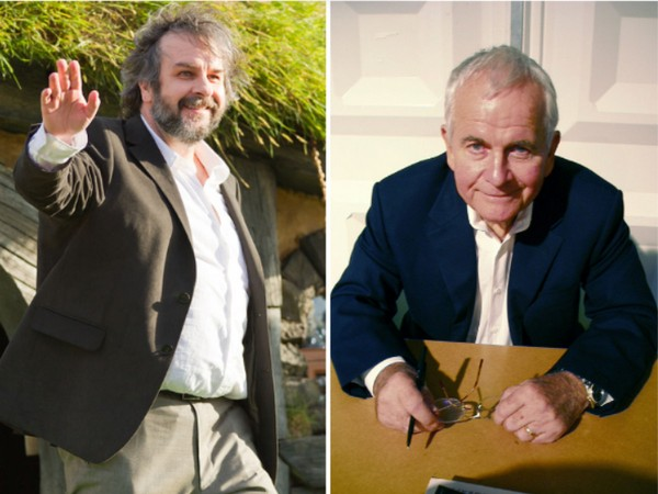 Director Peter Jackson pays tribute to late actor Ian Holms