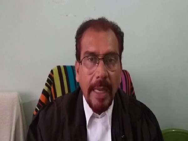 Petitioner Sudhir Kumar Ojha in Muzaffarnagar, Bihar.