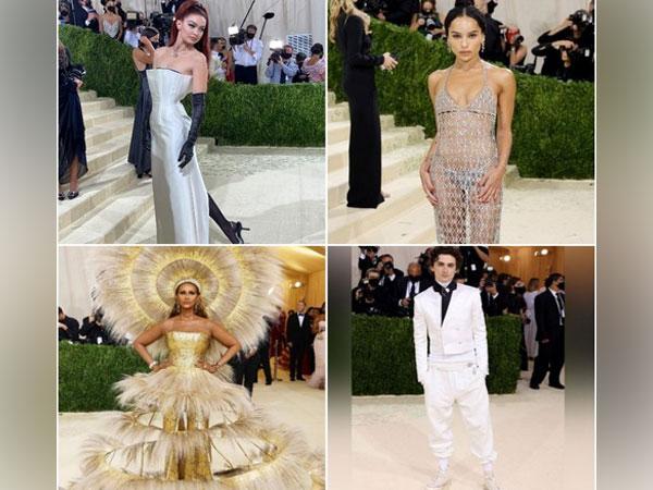 Best dressed celebs at Met Gala 2021 (Image source: Instagram)