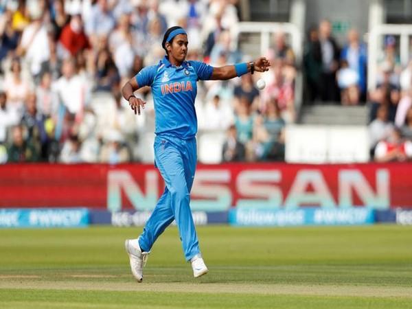 India pacer Shikha Pandey (file image)