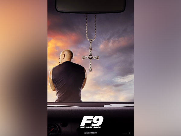 The latest poster for 'F9 The Fast Saga' (Picture Courtesy: Twitter)