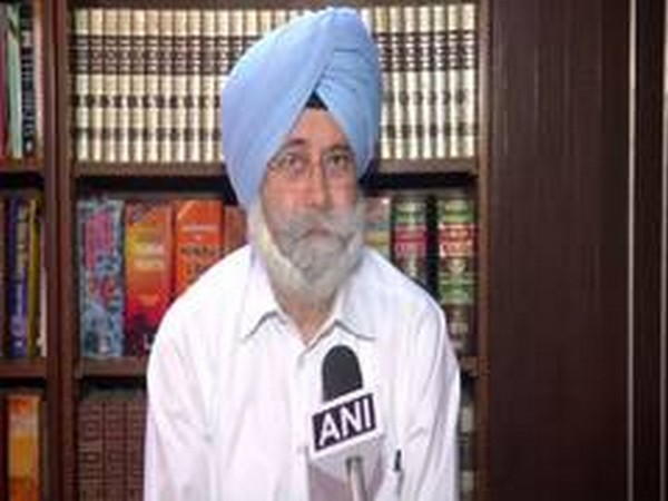 Senior advocate and prominent Sikh leader HS Phoolka (file photo)