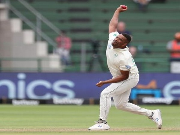 Former South Africa cricketer Vernon Philander (File photo)