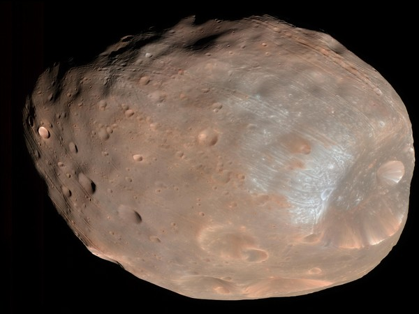 Phobos has been a subject of interest for scientists for many years as it can be the first stepping stone for human missions to Mars