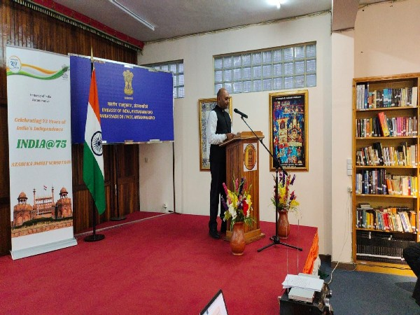 Indian Embassy in Antananarivo celebrate Hindi Day 2021